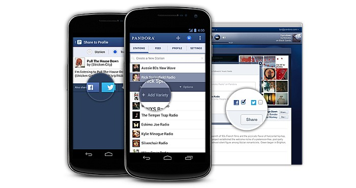 Download Pandora Free - Online Radio Streaming App
